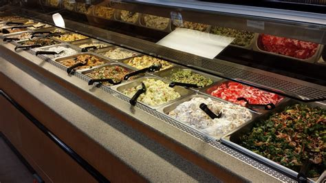 Counter Top Salad Island Salad Bar Mh1570fl4t the island s largest grocery brings new conveniences for visitors locals island vibe