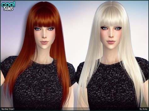 the sims 2 downloads fringe hairstyles anto bonfire hair