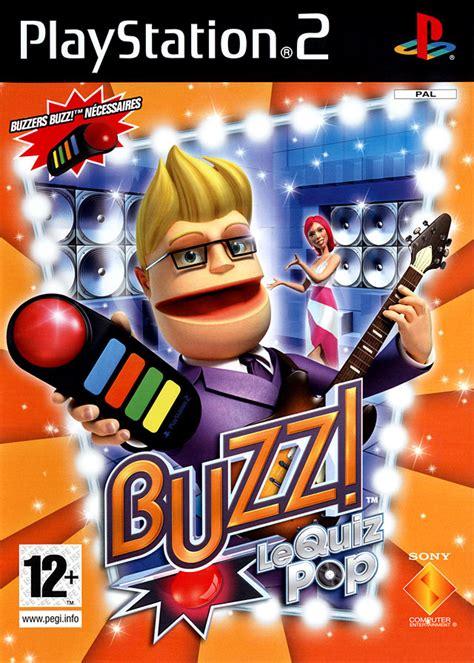 pop buzz tattoo quiz buzz le quiz pop sur playstation 2 jeuxvideo com