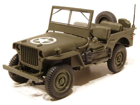 Jeep Us Willys Jeep Us Army 1942 Solido 1 18 Autos