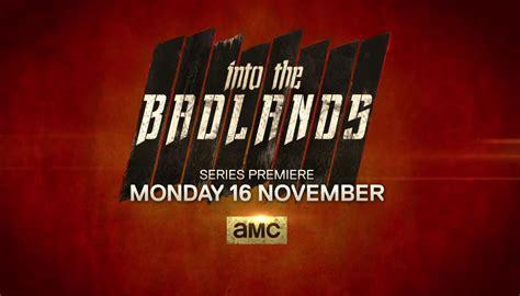 amc into the badlands poster into the badlands saison 1 deux vid 233 os et un poster