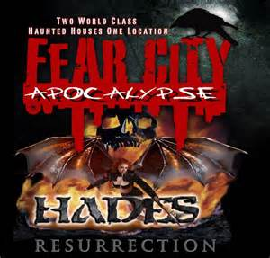 fear haunted house haunt review fear city hades haunted house count gregula s crypt