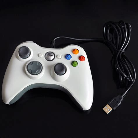 360 for computer wired usb controller gamepad joystick for pc computer