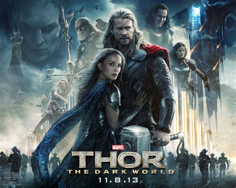 film thor the dark kingdom thor 2 posters 6 japalang blog