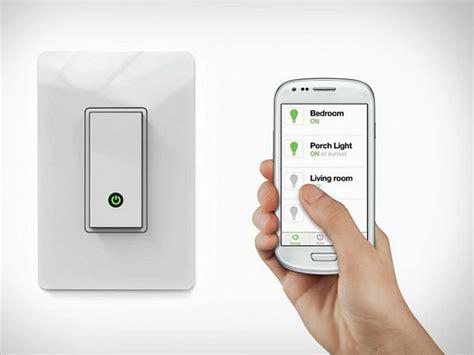 Belkin Light Switch by Belkin Wemo Light Switch Getdatgadget