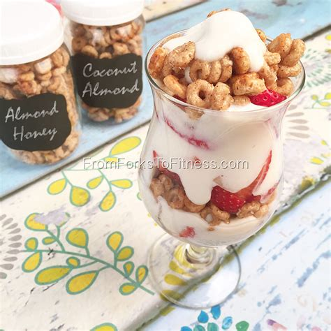 whole grain 21 day fix cereal 21 day fix almond butter granola from forks to fitness