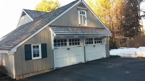 garage door overhang framing
