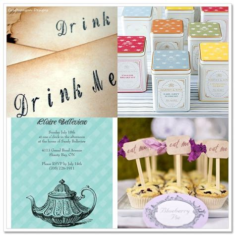 high tea kitchen tea ideas kitchen tea idea party planning gifts favours and