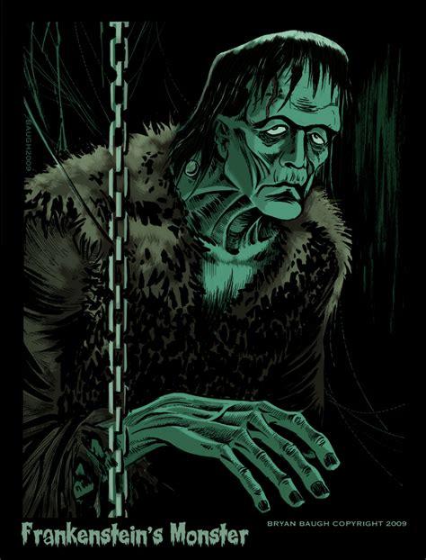 themes of frankenstein book frankenstein s monster by bryanbaugh on deviantart