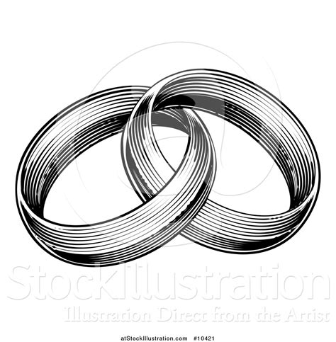 Wedding Rings Vector by Wedding Rings Entwined Clipart Jaxstorm Realverse Us