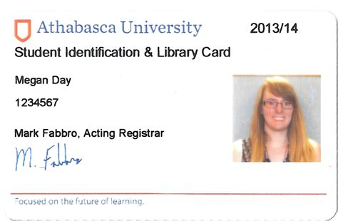 student id cards academic records enrolment services