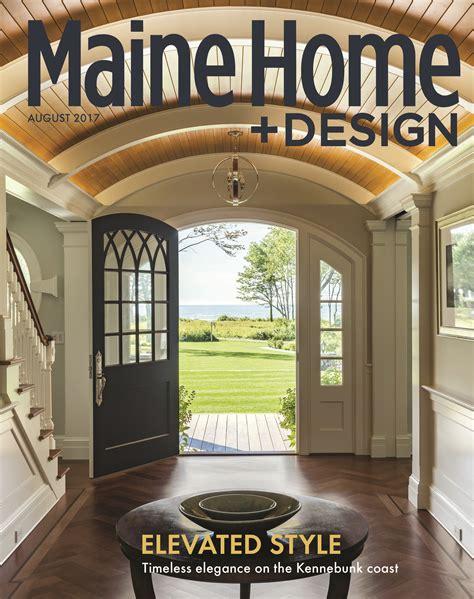 beautiful maine home and design magazine images interior