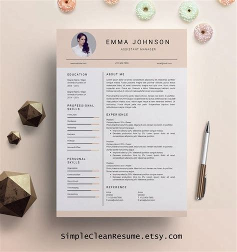 word resume template creative best 25 creative resume templates ideas on cv