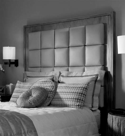 Wood And Upholstered Headboard Upholstered Headboard With Wood Frame Ic Cit Org