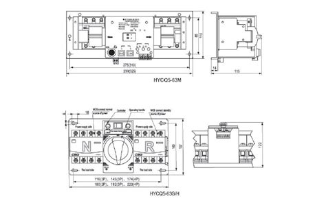 automatic transfer switch diagram 3 phase 63a 3 phase dual power automatic transfer switch with 3p or 4p view automatic transfer switch