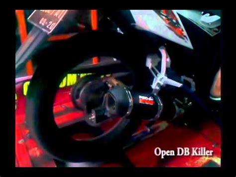 Knalpot Racing Yamaha R25 Akrapovic Sark Rainbow Fullsystem tes dyno knalpot prospeed black cnc system honda p doovi