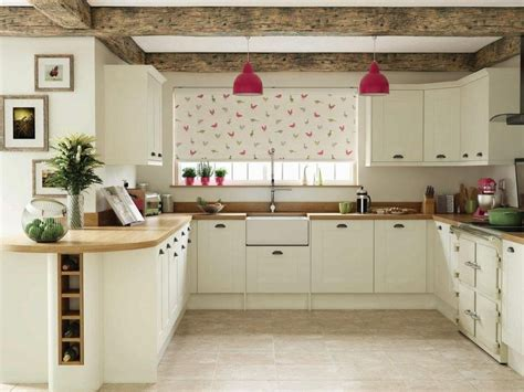 Country Style Kitchen Blinds by Cool Blinds Or Beautiful Curtains For Your Kitchen Home