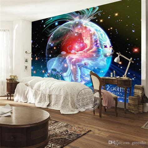 scorpio bedroom brilliant galaxy wallpaper scorpio photo wallpaper custom
