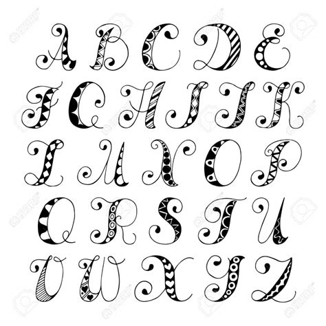 White Letters Sketch 1 cool letters to draw cool 3d letters a z 3 decoration pencil drawing