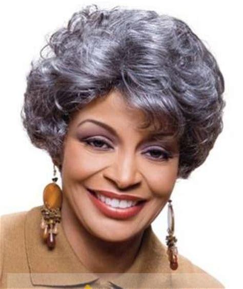 sweety short wavy gray african american lace wigs for women 6 inch wigs pinterest short 8 inch glitter short curly gray african american lace wigs