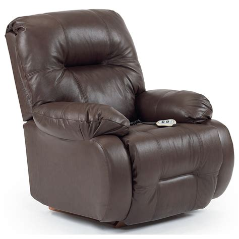 recliner chair with lift best home furnishings recliners medium brinley power