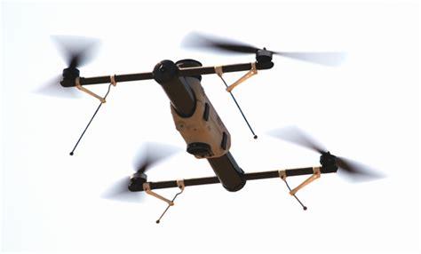 Future Home Systems Design Inc aerovironment introduces the shrike vtol mini uav