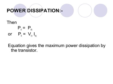 power dissipation calculation for diode power lifire analog electronics