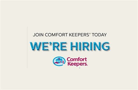 comfort keepers careers tag archive for quot hiring quot ottawa