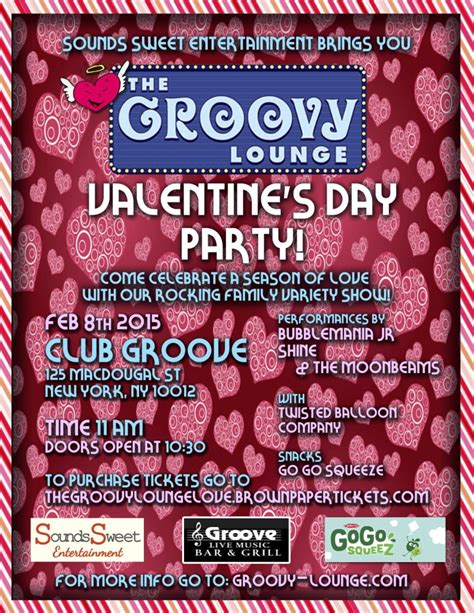 things to do on valentines day in nyc the groovy lounge valentines day things to do in