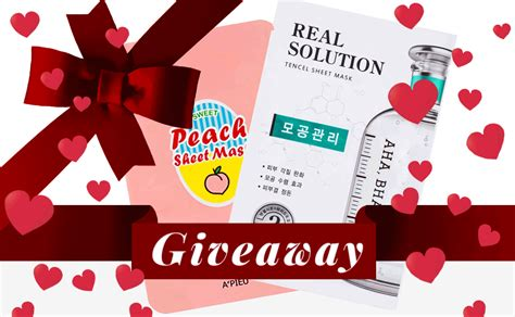happy valentines day in korean giveaway valentines day with smaskmask korean sheet