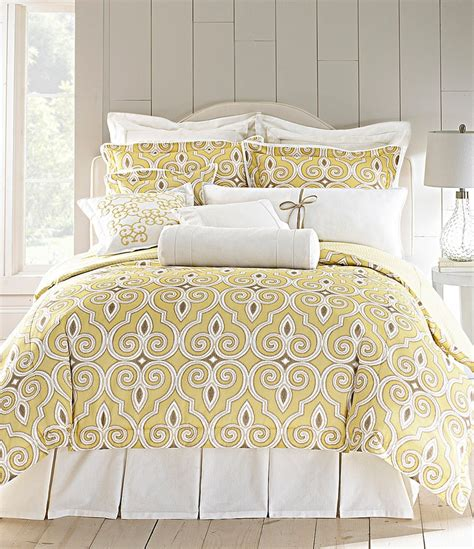 southern living collection southern living garden gate bedding collection dillards com