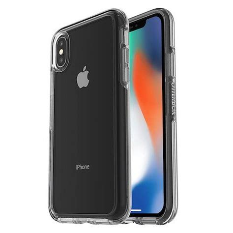 Otterbox Symmetry Clear Iphone X Clear Iphone X Otterbox Symmetry Buytec Co Uk