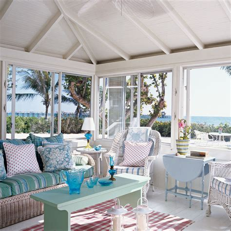 Cottage Upholstery by Prints And Fabrics For Coastal Decorating 100 Comfy