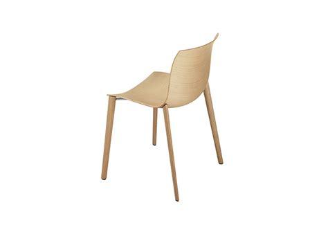 stuhl catifa 46 catifa 46 4 wood legs arper design furniture