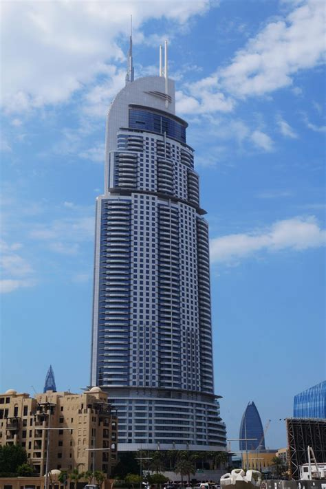 Dubai Address Finder The Address Downtown Dubai Guide Propsearch Dubai