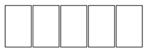 Four Panel Comic Template by Blank Comic Templates Free Printable Comic Pdfs