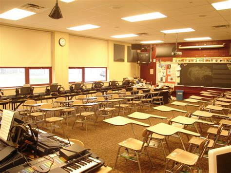 classroom layout college music classroom centerville middle school
