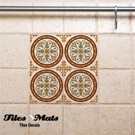 wall tile stickers kitchen wall tile decals eclectic tile other metro by
