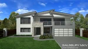 Split Level Style House Salisbury Mkiv Upslope Design 38 Squares Home Design