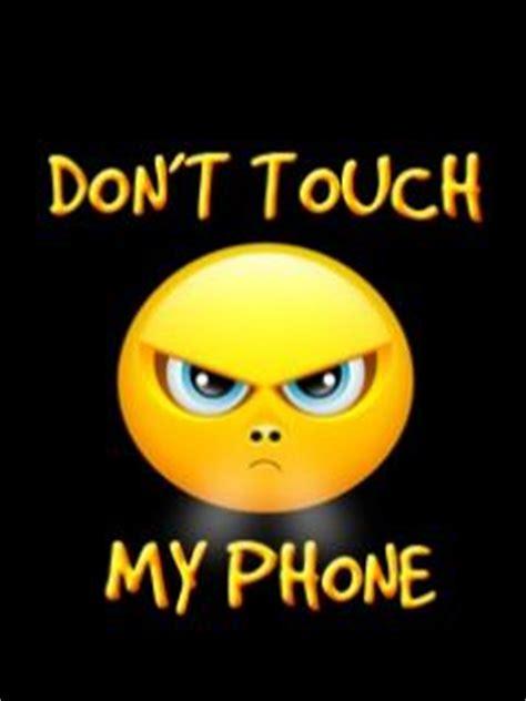 wallpaper dont touch my handphone nu mi atinge telefonul amuzante poze pentru mobil