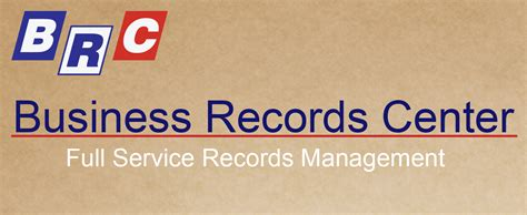 Company Records Business Records Center U Store Self Storage