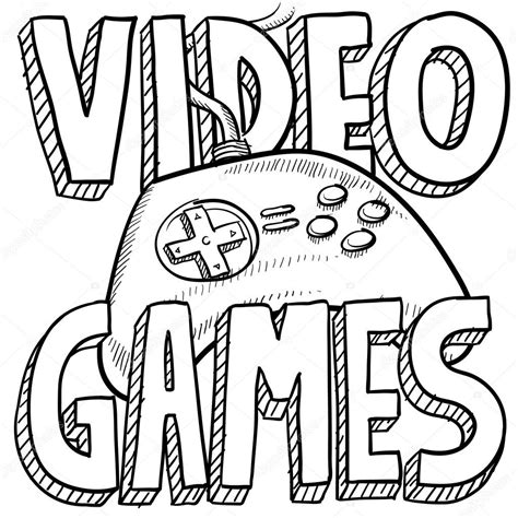 coloring pages of video games free coloring pages of gaming