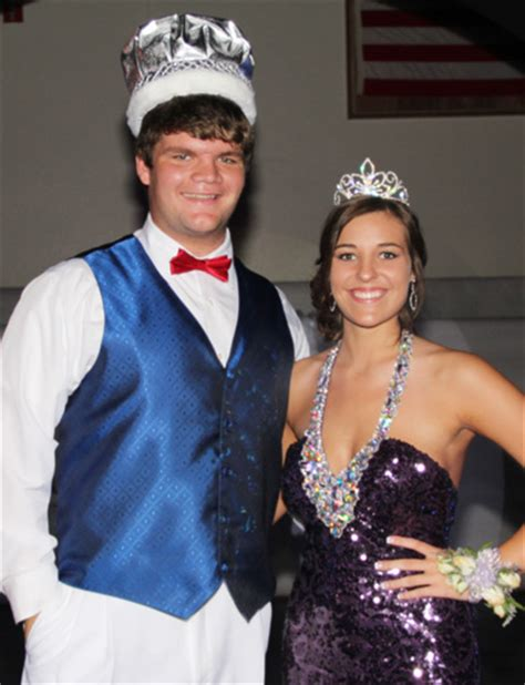 high school prom dance king and queen king maranda pictures news information from the web