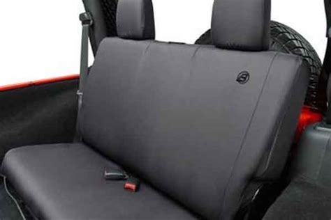 2008 Jeep Wrangler Seat Covers Bestop 174 Rear Seat Cover For 2008 2012 Jeep Wrangler