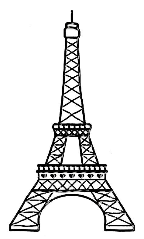 imagenes de la torre eiffel en blanco y negro torre eiffel dibujos e im 225 genes para dibujar la quot torre de