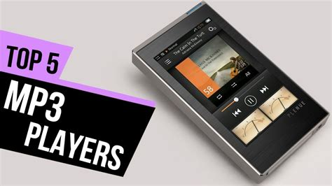 best player review 5 best mp3 players 2018 reviews