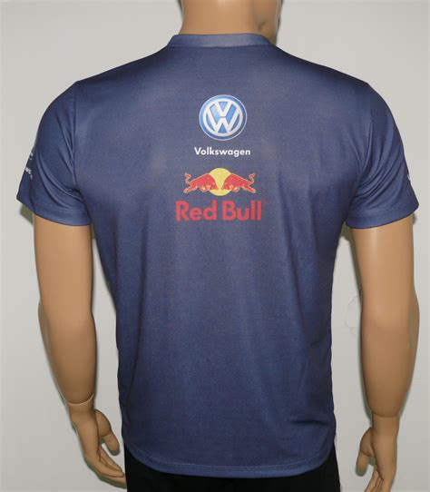 Polo Shirt Vw Racing vw blue t shirt with logo and all printed picture t