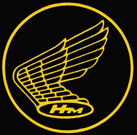 vintage honda logo vintage honda logo