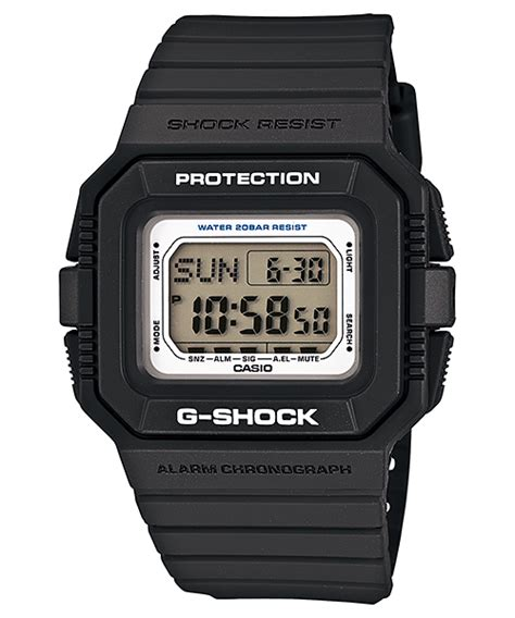Casio G Shock Dw D5500 1bjf Clock Alarm Chronograph dw d5500 1jf 製品情報 g shock casio