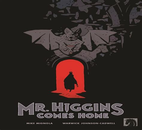 mr higgins comes home just in time for halloween geekdad mr higgins comes home review the geeked gods